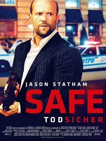 subtitrare Safe (2012)