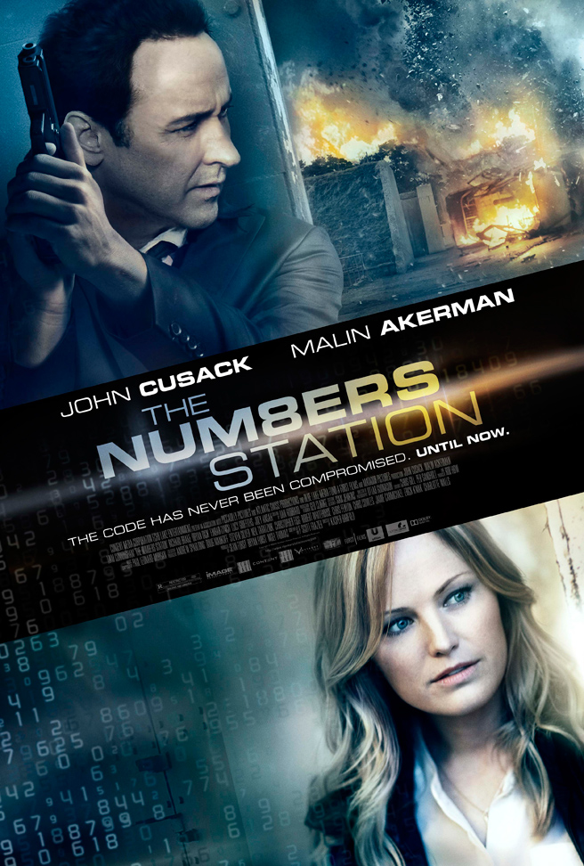subtitrare The Numbers Station (2013)