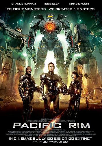 subtitrare Pacific Rim (2013)