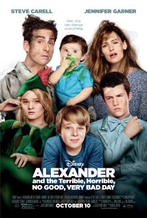 subtitrare Alexander and the Terrible, Horrible, No Good, Very Bad Day (2014)