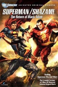 subtitrare DC Showcase: Superman / Shazam!: The Return of Black Adam (2010)