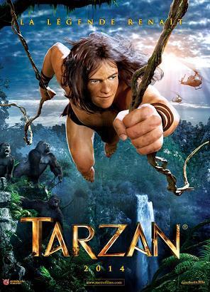 subtitrare Tarzan (2013)