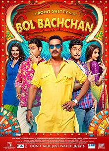 subtitrare Bol Bachchan (2012)