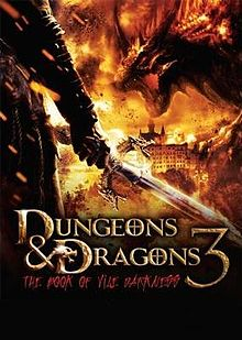 subtitrare Dungeons & Dragons: The Book of Vile Darkness (2012)