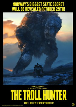 subtitrare Trolljegeren / The Troll Hunter  (2010)