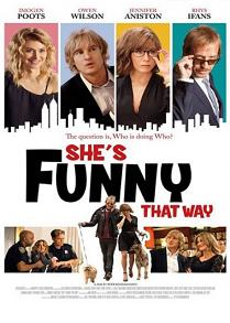 subtitrare She`s Funny That Way (2014)