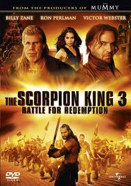 subtitrare The Scorpion King 3: Battle for Redemption (2012)