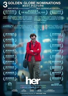 subtitrare Her (2013)
