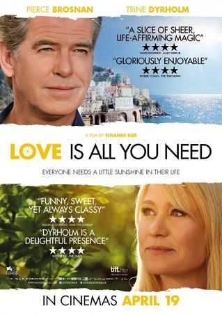 subtitrare Den skaldede frisor / Love Is All You Need  (2012)