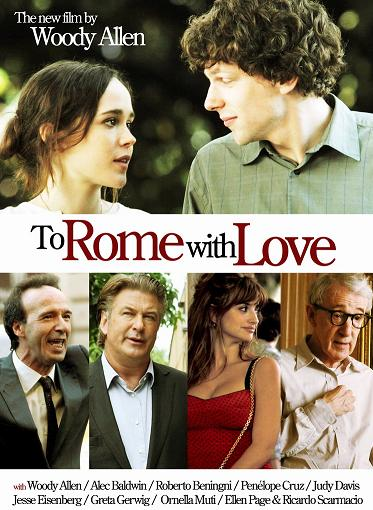 subtitrare To Rome with Love (2012)