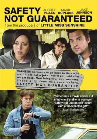 subtitrare Safety Not Guaranteed (2012)