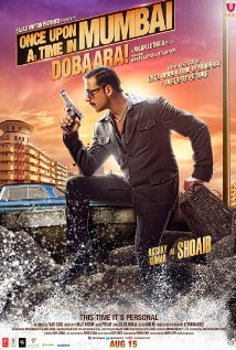 subtitrare Once Upon a Time in Mumbai Dobaara! (2013)