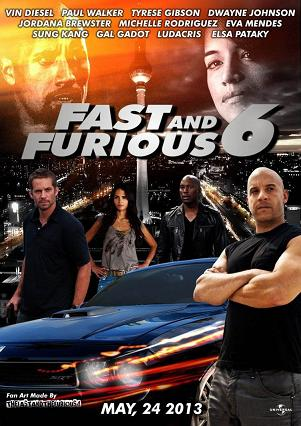 subtitrare Fast & Furious 6 / Fast and Furious 6  (2013)