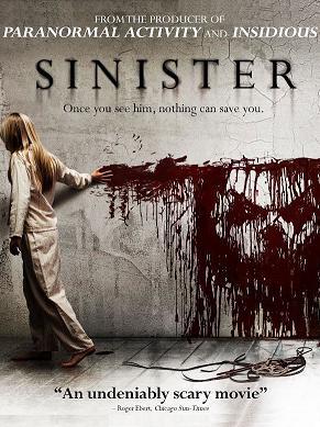 subtitrare Sinister (2012)