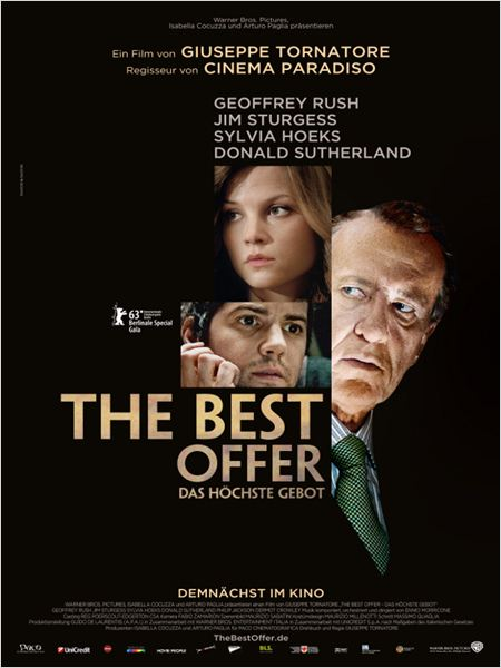 subtitrare The Best Offer (2013)