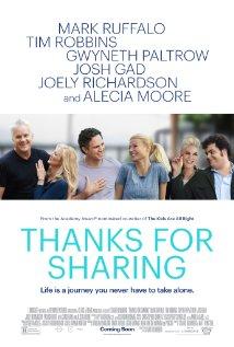 subtitrare Thanks for Sharing (2012)