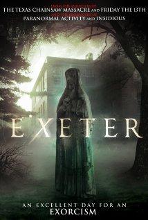 subtitrare Exeter / The Asylum / Backmask  (2015)