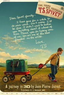 subtitrare The Young and Prodigious T.S. Spivet (2013)