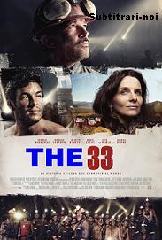 subtitrare The 33 (2015)