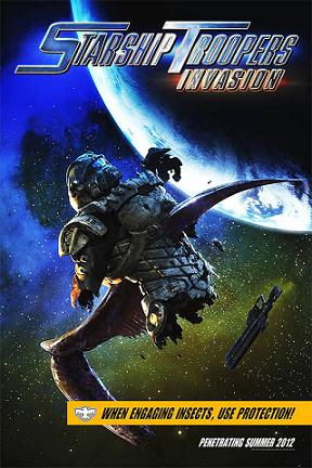subtitrare Starship Troopers: Invasion (2012)