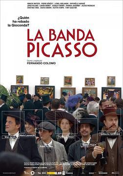 subtitrare La banda Picasso (2012)