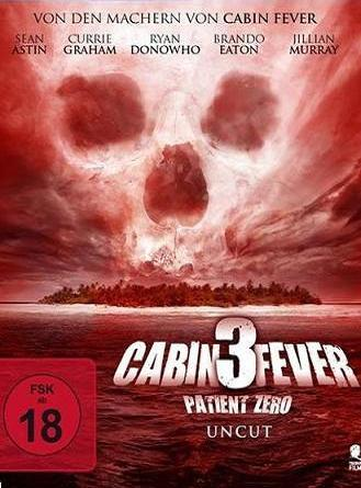 subtitrare Cabin Fever: Patient Zero (2014)