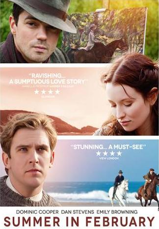 Summer in February 2013 - filme online