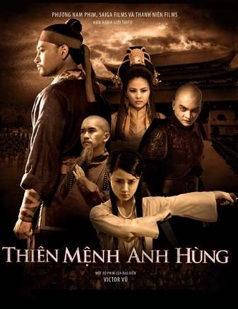subtitrare Blood Letter / Thien Menh Anh Hung  (2012)