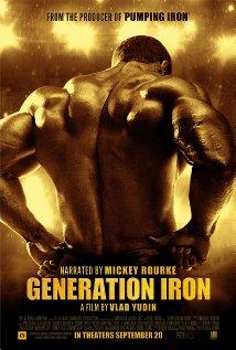 subtitrare Generation Iron (2013)