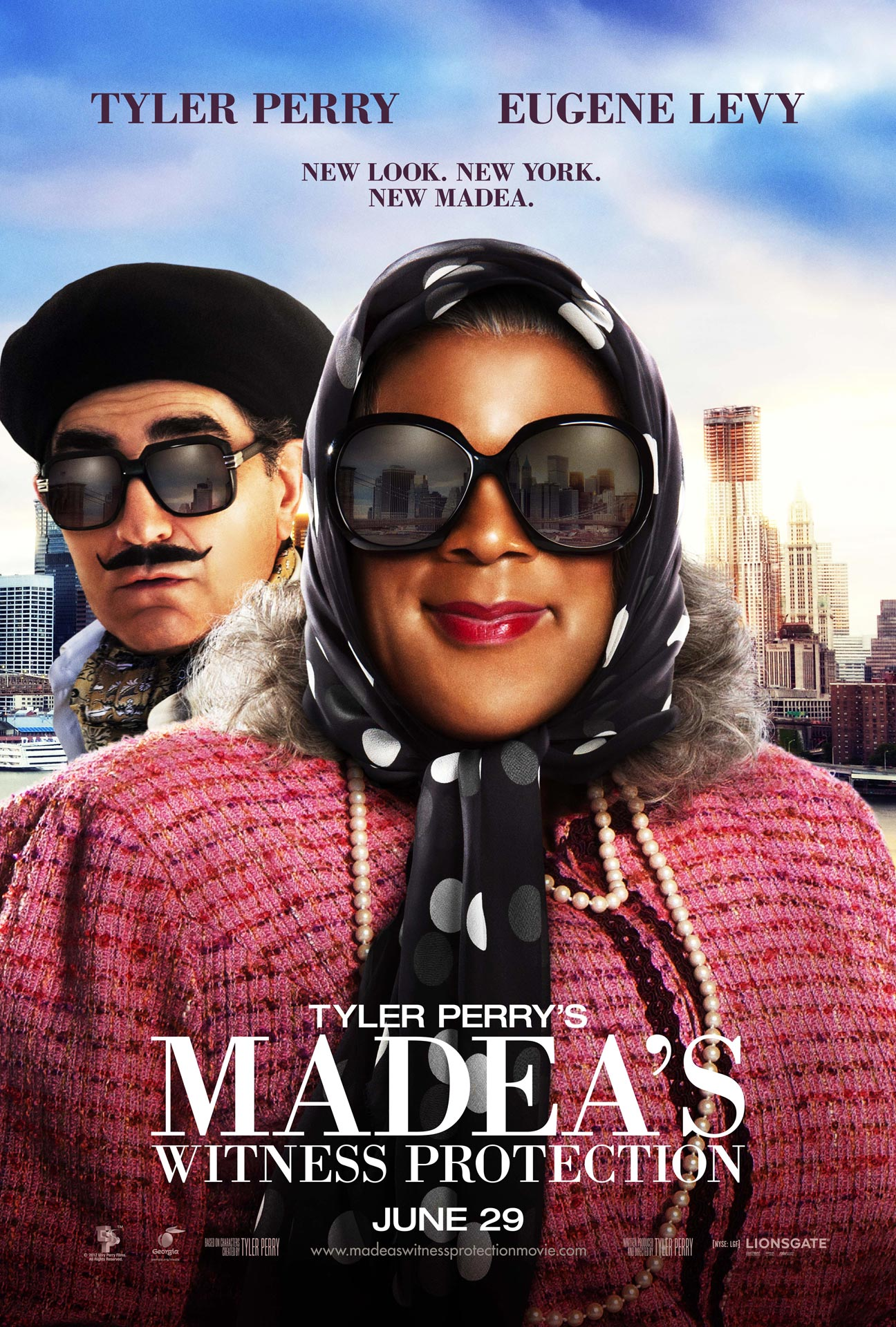 subtitrare Madea`s Witness Protection (2012)