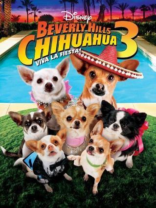 subtitrare Beverly Hills Chihuahua 3: Viva La Fiesta! (2012)
