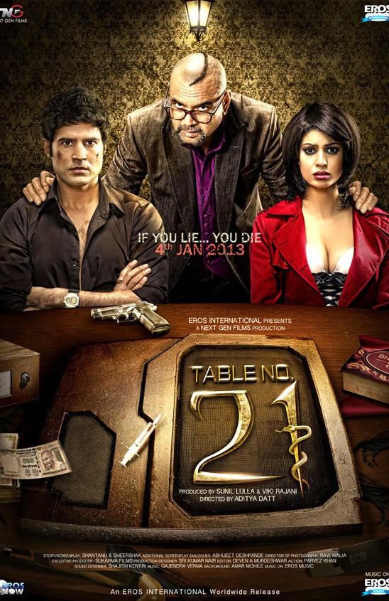 subtitrare Table No. 21 (2013)
