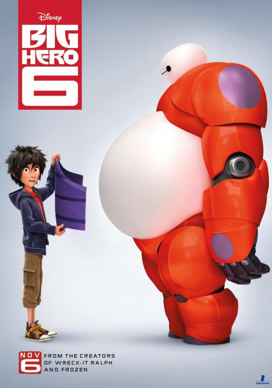 subtitrare Big Hero 6 (2014)