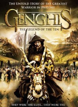 subtitrare Genghis: The Legend of the Ten (2012)