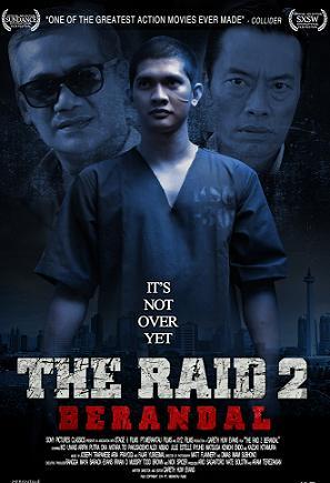subtitrare The Raid 2 (2014)