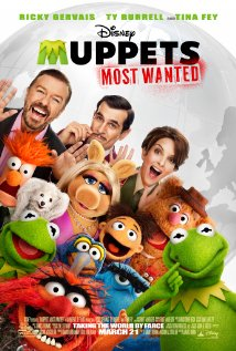 subtitrare Muppets Most Wanted (2014)