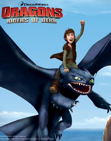 subtitrare Dragons: Riders of Berk (2012)