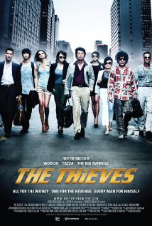 subtitrare The Thieves / Dodookdeul  (2012)