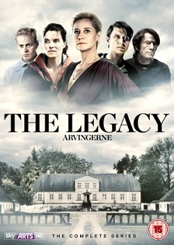 subtitrare Arvingerne / The Legacy (2014)