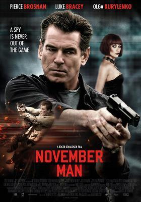subtitrare The November Man (2014)