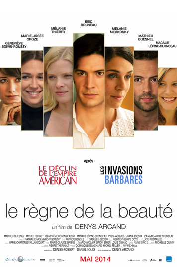 subtitrare Le regne de la beaute (2014)
