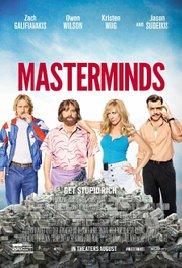 subtitrare Masterminds (2016)