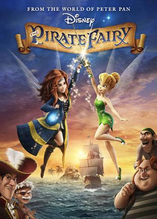 subtitrare Tinker Bell and The Pirate Fairy (2014)