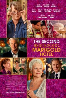 subtitrare The Second Best Exotic Marigold Hotel (2015)