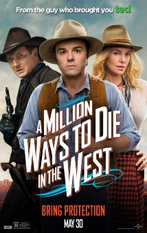 subtitrare A Million Ways to Die in the West (2014)
