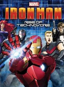 subtitrare Iron Man: Rise of Technovore (2013)