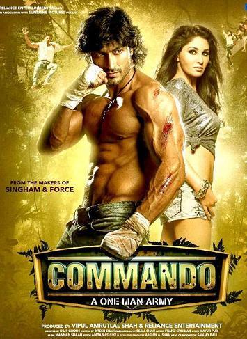 subtitrare Commando (2013)
