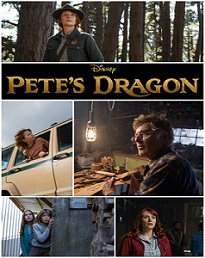 subtitrare Pete`s Dragon (2016)