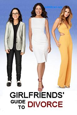 subtitrare Girlfriends` Guide to Divorce (2014)