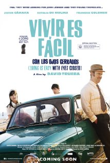subtitrare Living Is Easy with Eyes Closed (2013)